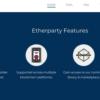【FUEL】Etherpartyとは?スマートコントラクトを手軽に作成・管理できるプラットフォ